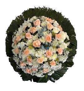coroa de flores A2