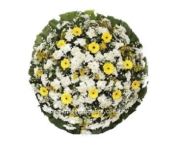 coroa de flores A3