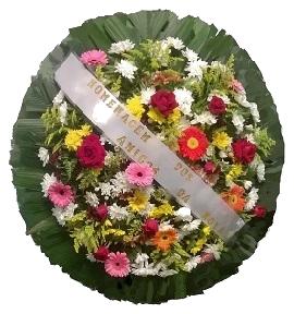 coroa de flores A6