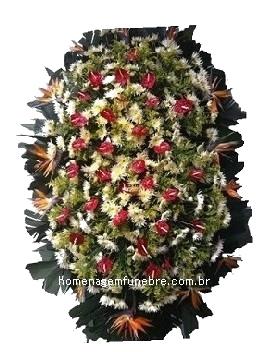 coroa de flores B4