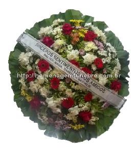 coroa de flores A11