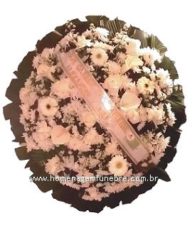 coroa de flores A16