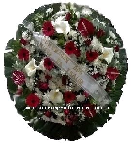 coroa de flores A5