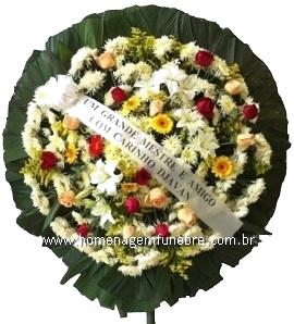 coroa de flores A8
