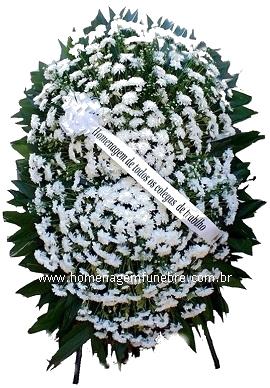coroa de flores B1