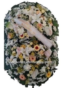coroa de flores B5
